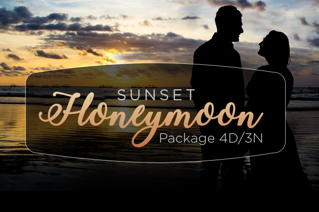 Sunset Honeymoon Package