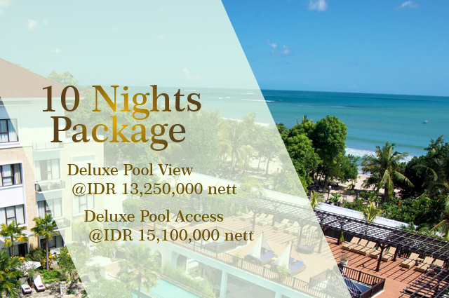10 Night Package