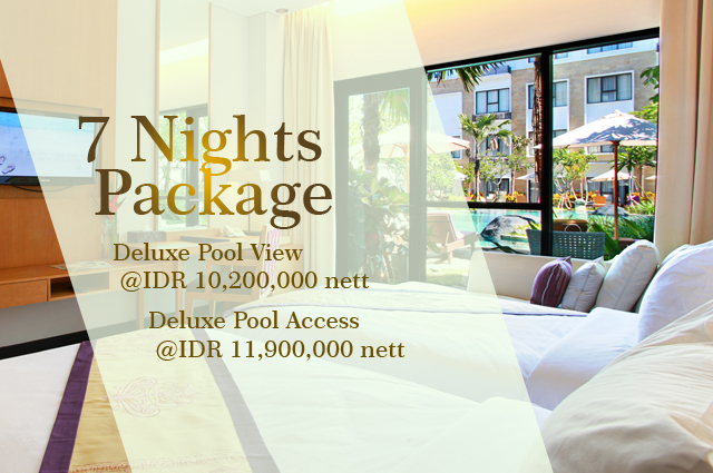 7 Nights Package