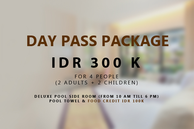 DAY PASS PACKAGE